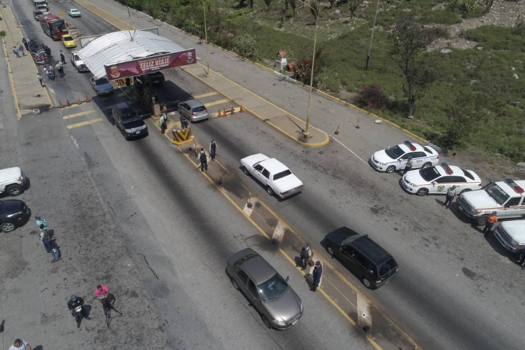 Región Andina con 18 mil funcionarios prestos para resguardar a temporadistas en su retorno (3)