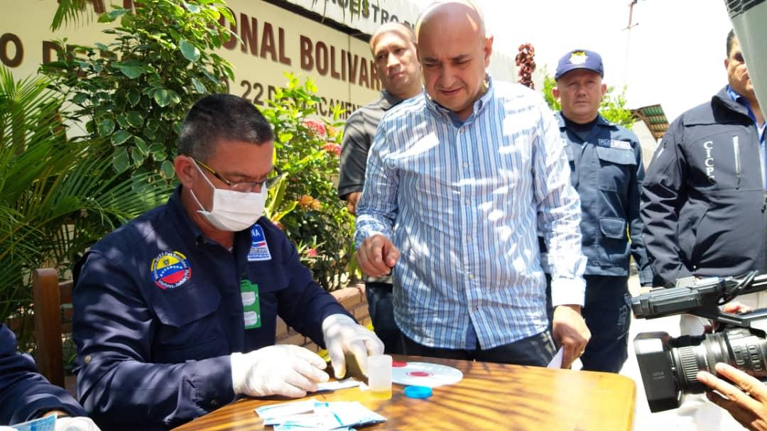 Región Andina con 18mil funcionarios prestos para resguardar a temporadistas en su retorno