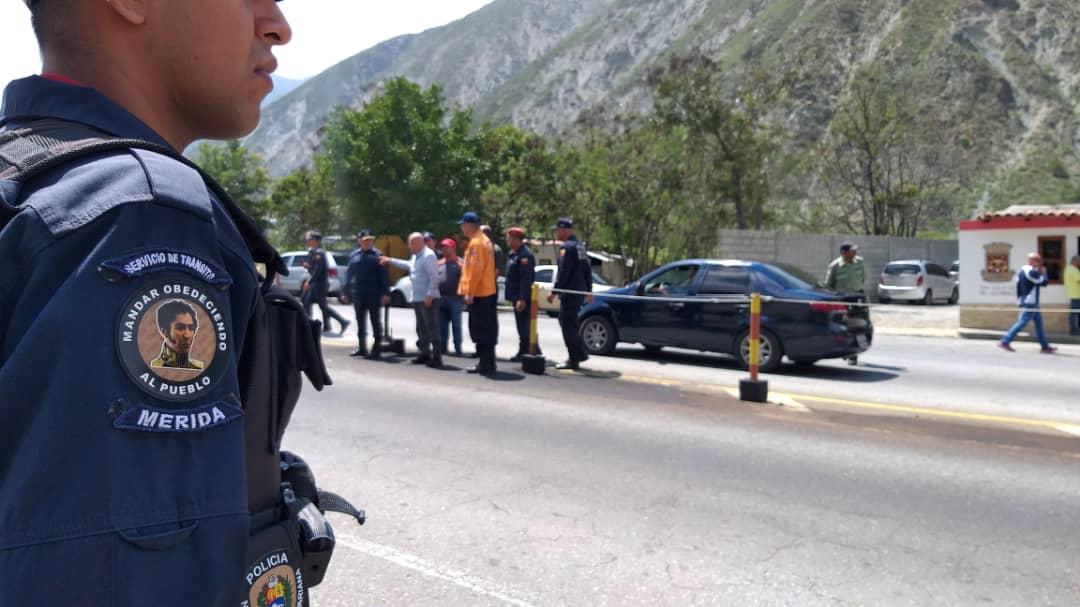 Región Andina con 18 mil funcionarios prestos para resguardar a temporadistas en su retorno (9)