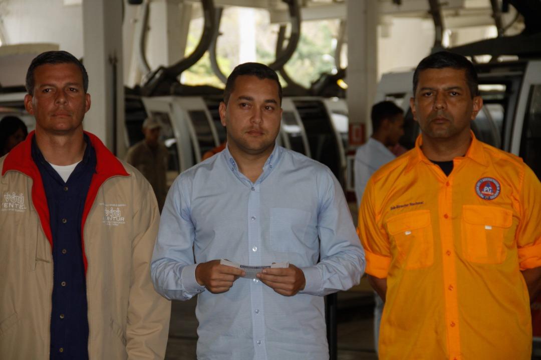 Viceministro Hanthony Coello en el Waraira Repano (6)