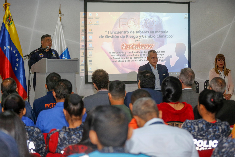 1° Encuentro de Saberes en materia de Gestión del Riesgo de Desastres y Cambio Climático (2)