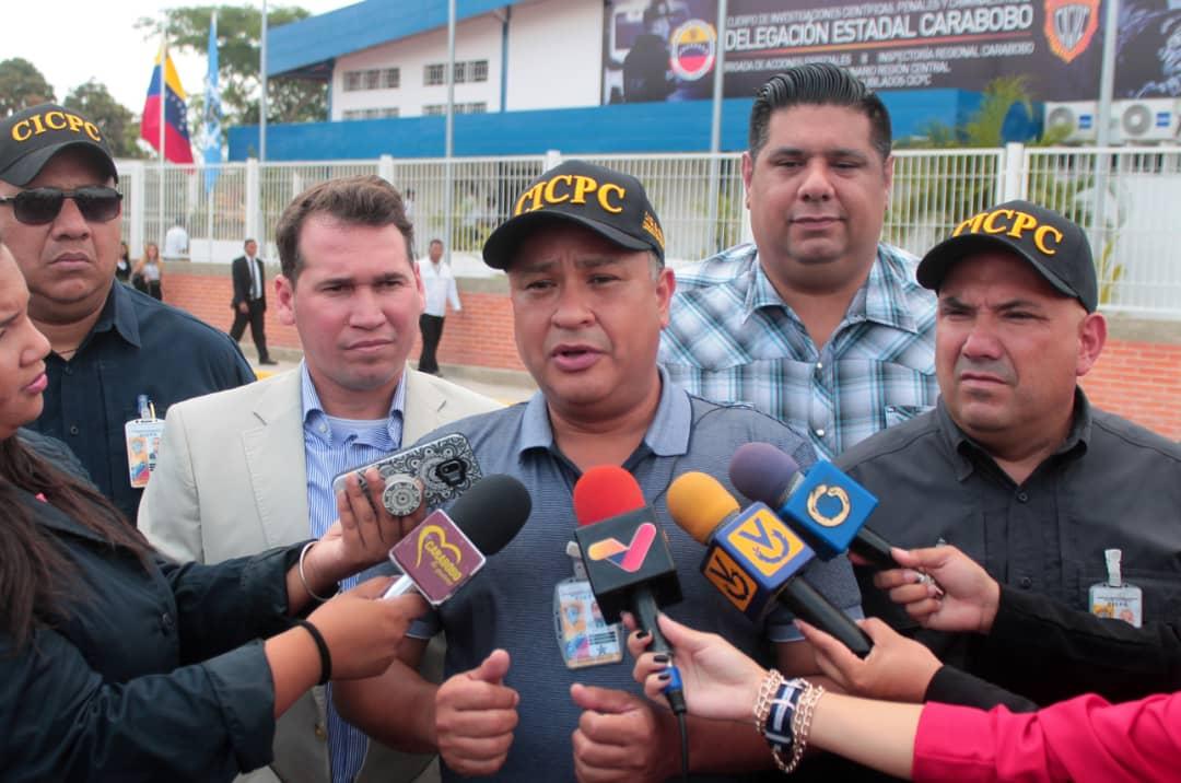 Cicpc inauguró cinco nuevas oficinas en Carabobo (2)