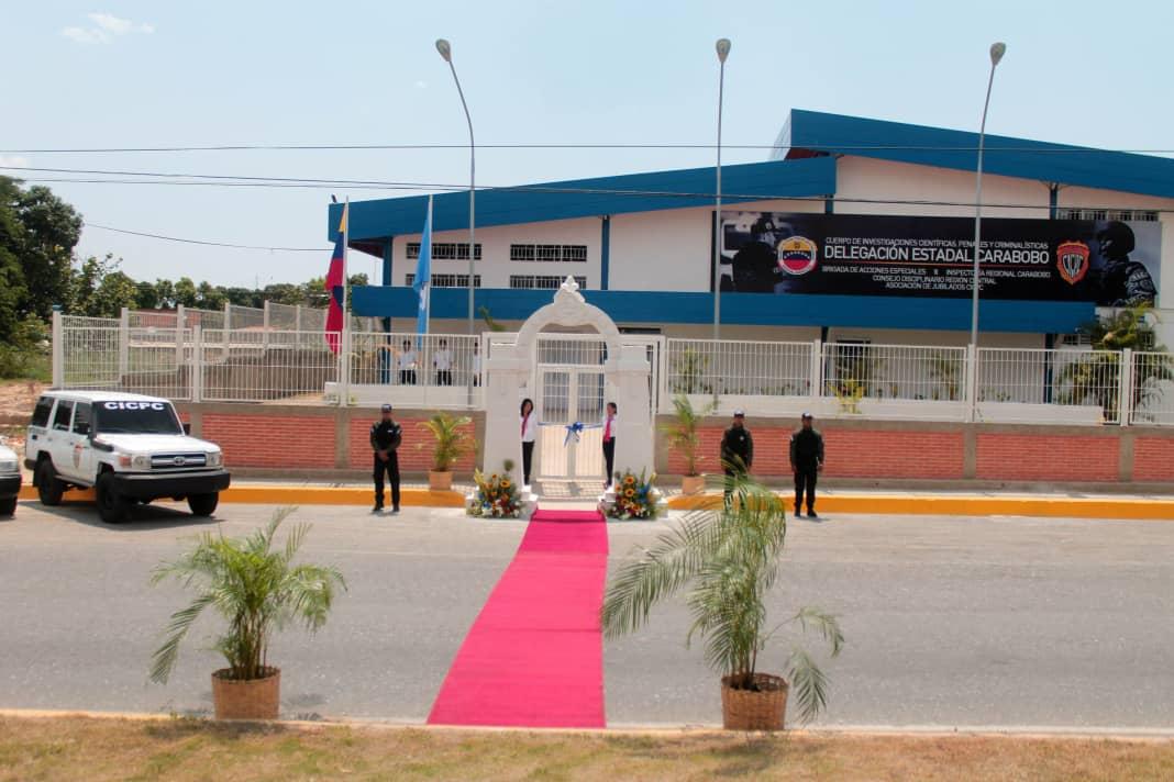 Cicpc inauguró cinco nuevas oficinas en Carabobo (3)