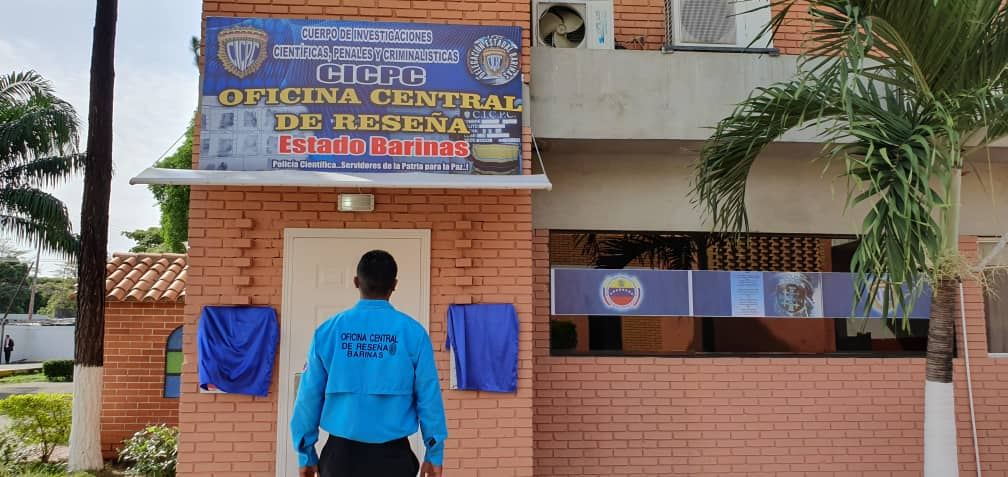 Cicpc inauguró la Oficina Central de Reseña en el estado Barinas (11)