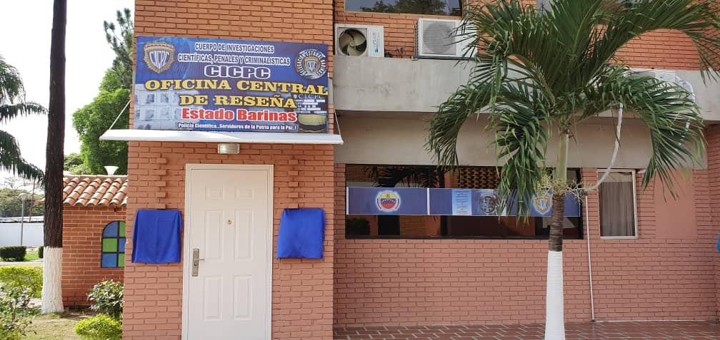 Cicpc inauguró la Oficina Central de Reseña en el estado Barinas (3)