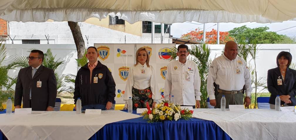 Cicpc inauguró la Oficina Central de Reseña en el estado Barinas (4)