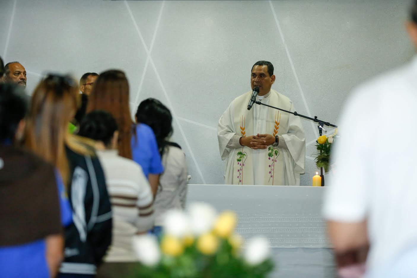 Con eucaristía rindieron tributo a las madres del Mpprijp (1)