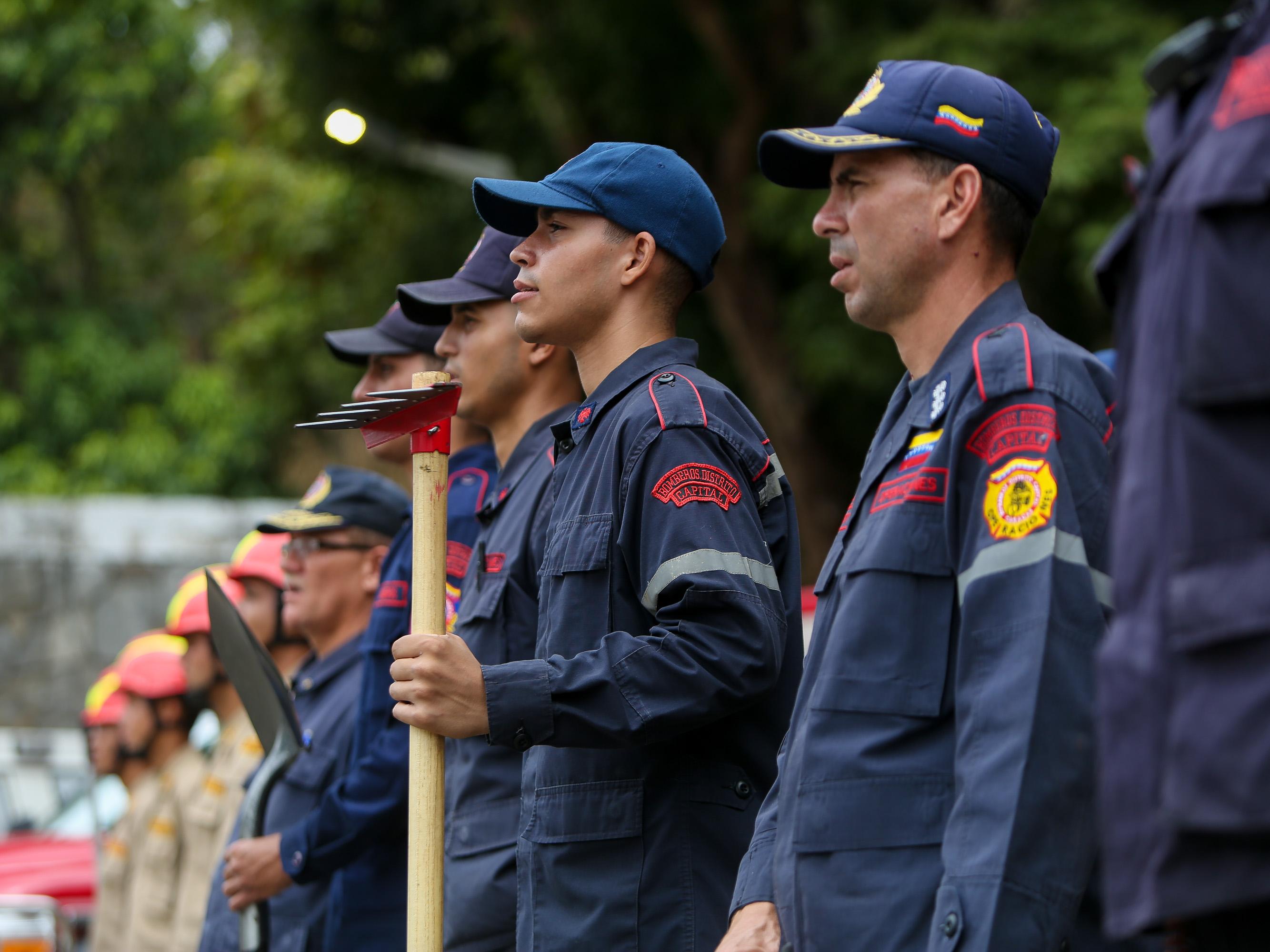 Condecorados héroes forestales por su valentía y coraje en el resguardo de las áreas naturales (7)