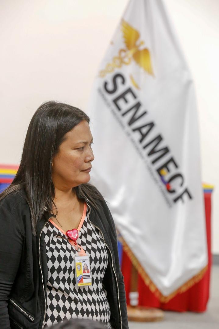 Designada nueva directora general del Senamecf (1)