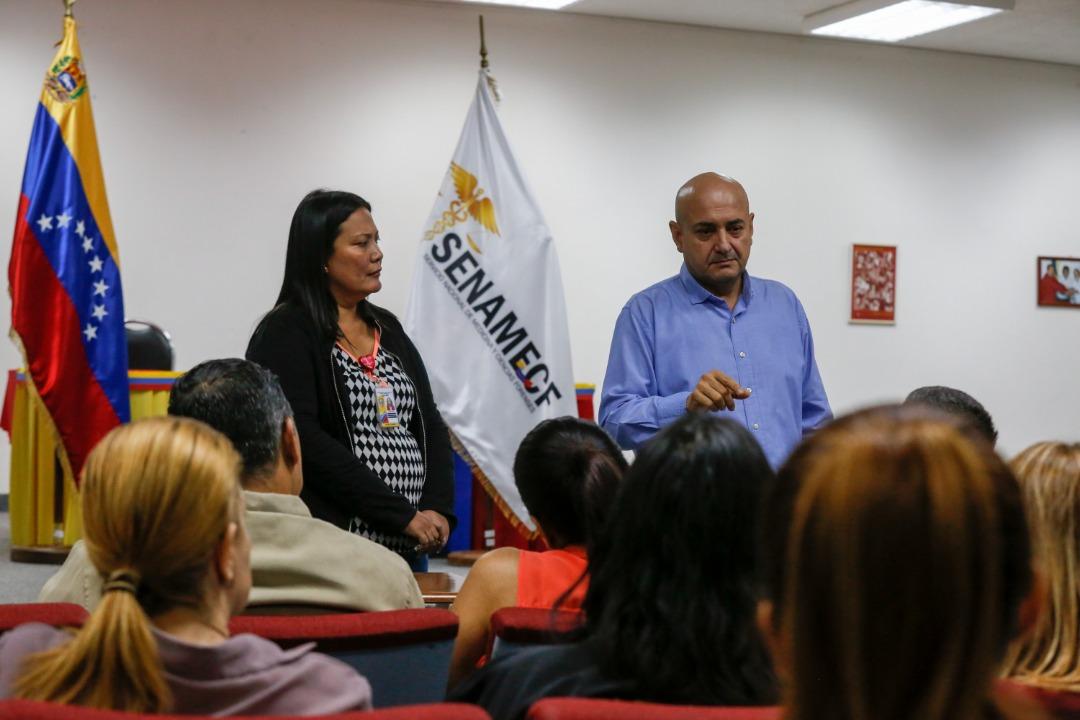 Designada nueva directora general del Senamecf (4)