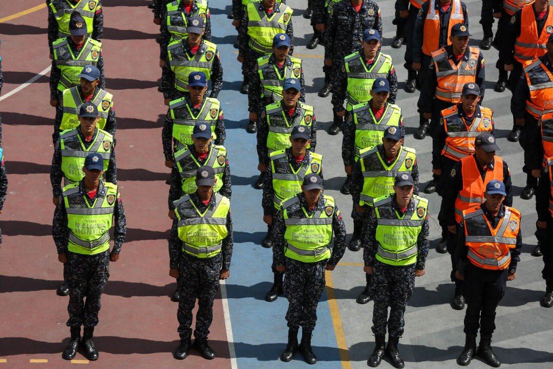 Designado el GB Elio Ramón Estrada como nuevo director de la Policía Nacional Bolivariana (12)