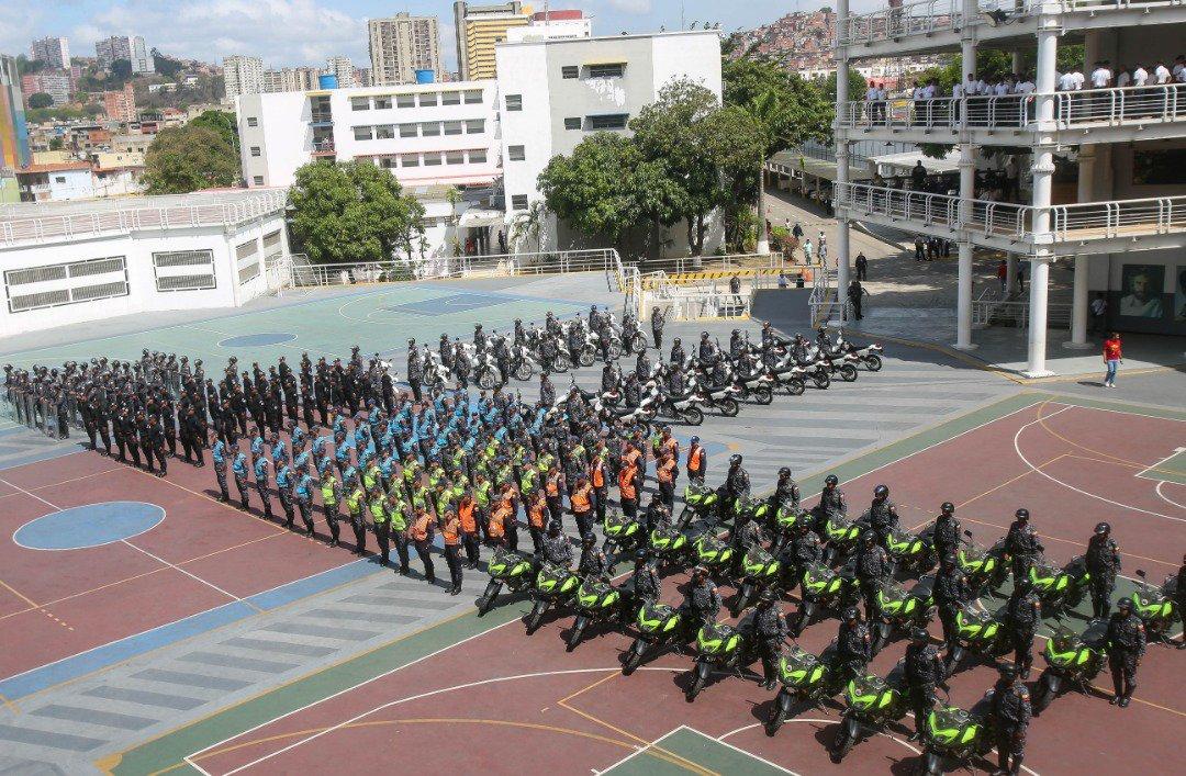 Designado el GB Elio Ramón Estrada como nuevo director de la Policía Nacional Bolivariana (13)