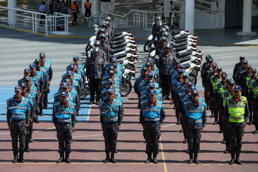 Designado el GB Elio Ramón Estrada como nuevo director de la Policía Nacional Bolivariana (14)
