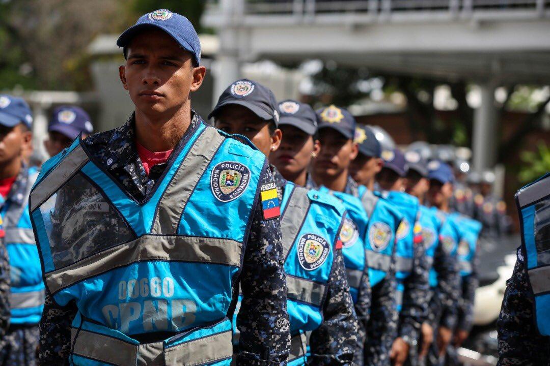 Designado el GB Elio Ramón Estrada como nuevo director de la Policía Nacional Bolivariana (15)