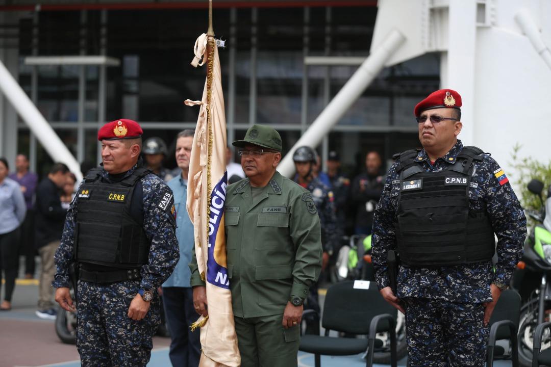 Designado el GB Elio Ramón Estrada como nuevo director de la Policía Nacional Bolivariana (2)