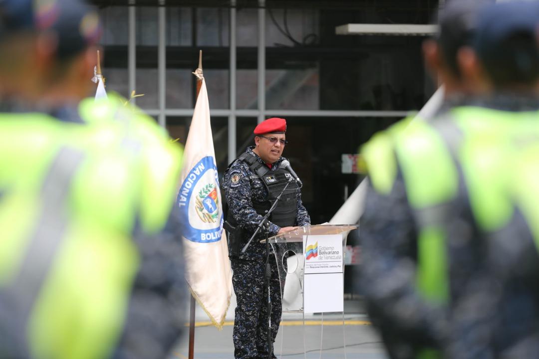 Designado el GB Elio Ramón Estrada como nuevo director de la Policía Nacional Bolivariana (4)