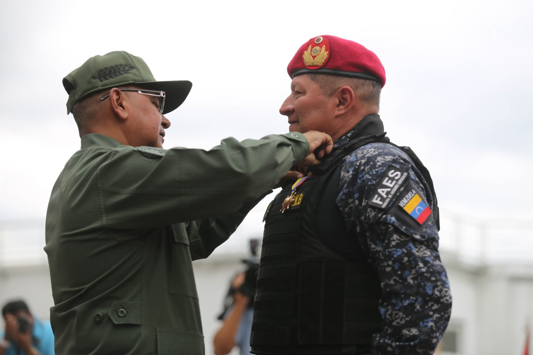 Designado el GB Elio Ramón Estrada como nuevo director de la Policía Nacional Bolivariana (5)