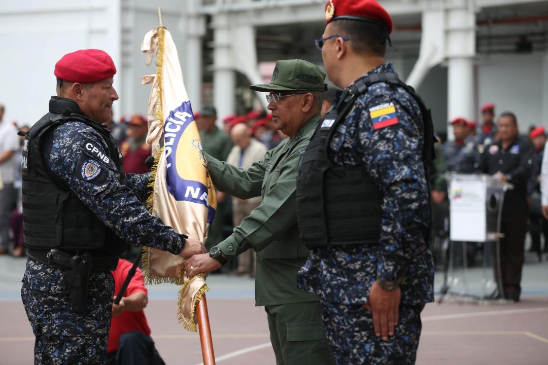 Designado el GB Elio Ramón Estrada como nuevo director de la Policía Nacional Bolivariana (6)