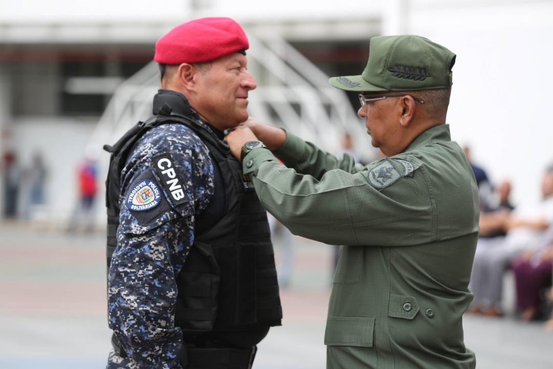 Designado el GB Elio Ramón Estrada como nuevo director de la Policía Nacional Bolivariana (8)