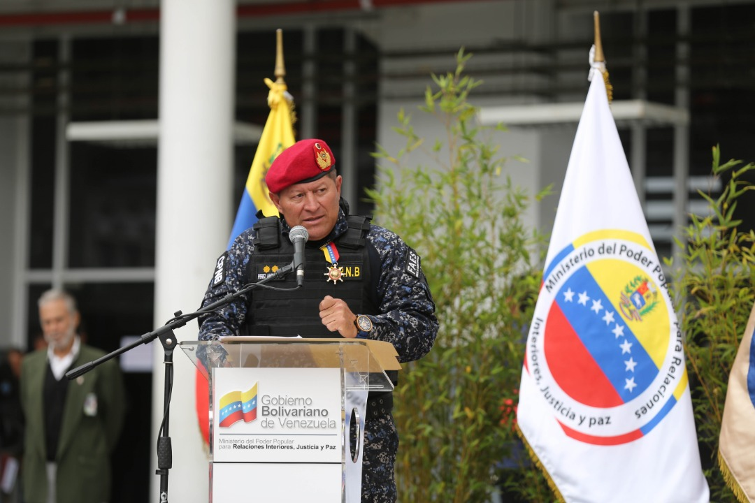 Designado el GB Elio Ramón Estrada como nuevo director de la Policía Nacional Bolivariana (9)