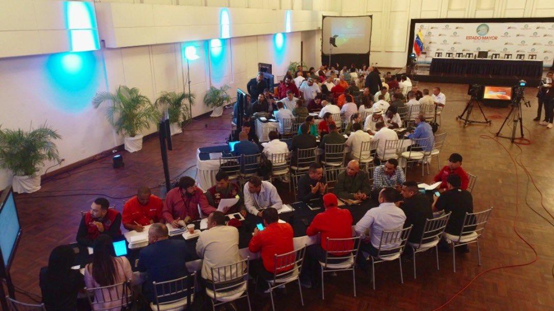 Evalúan en mesas de trabajo mecanismos para optimizar servicios públicos en Zulia (2)