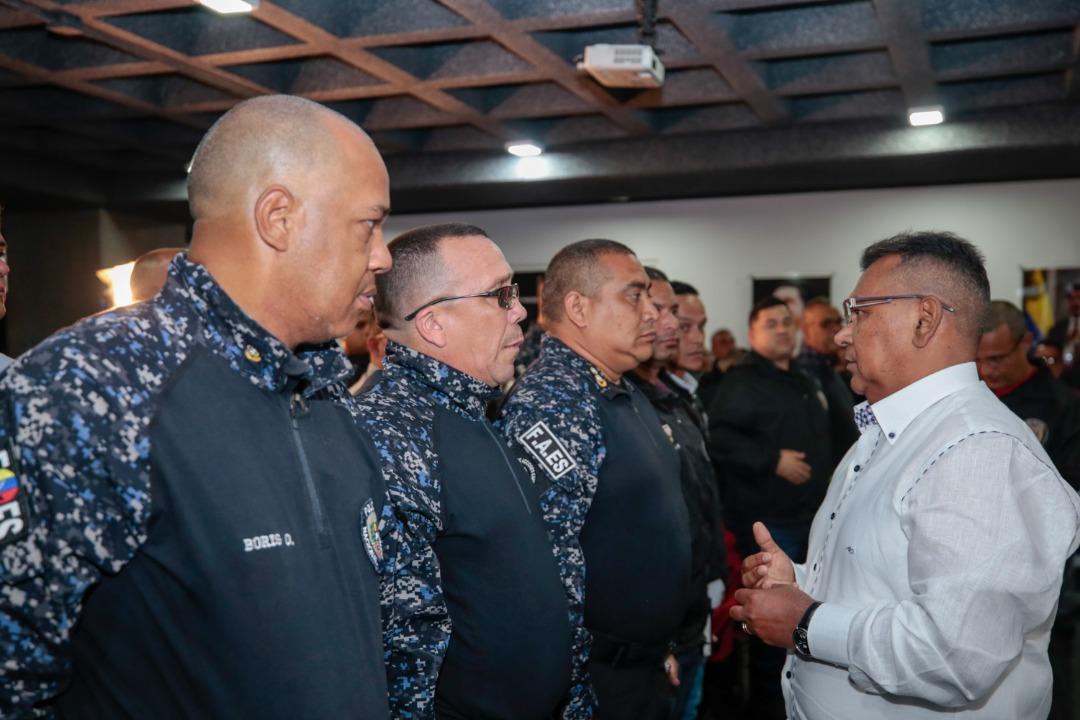 Faes fortalecerá capacidad operativa en el país (1)