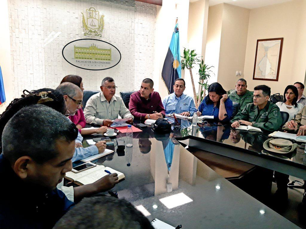 Gobierno nacional avanza en la estabilización de los servicios públicos en el Zulia