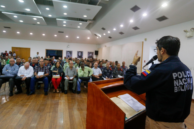 """Consejo General de Policía realiza foro """"Mejoramiento del Sistema Policial"""""""