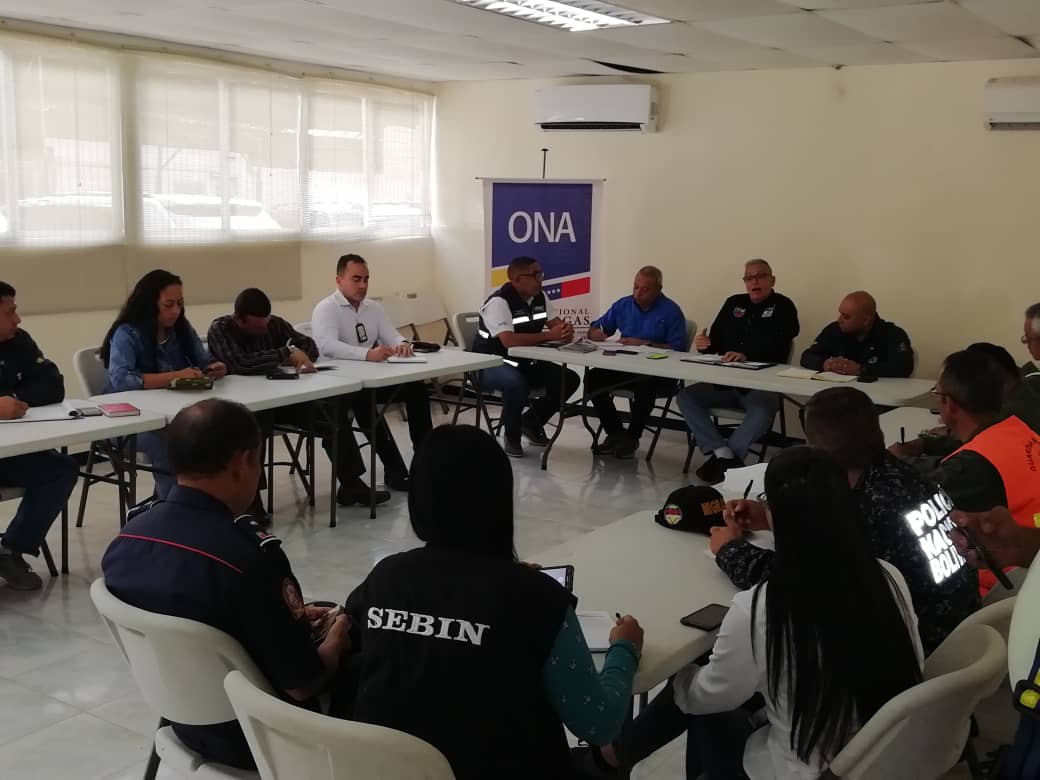 Junta de Reversión elaborará Protocolo Único de Actuación para aeropuertos Caracas, Metropolitano e Higuerote