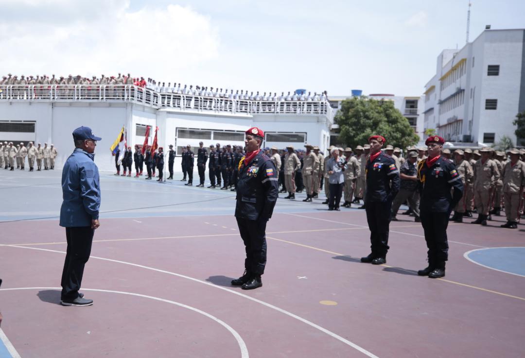 Más de 7 mil aspirantes inician primer curso de Formación de Combatientes de Incendios Forestales y Guardaparques (11)