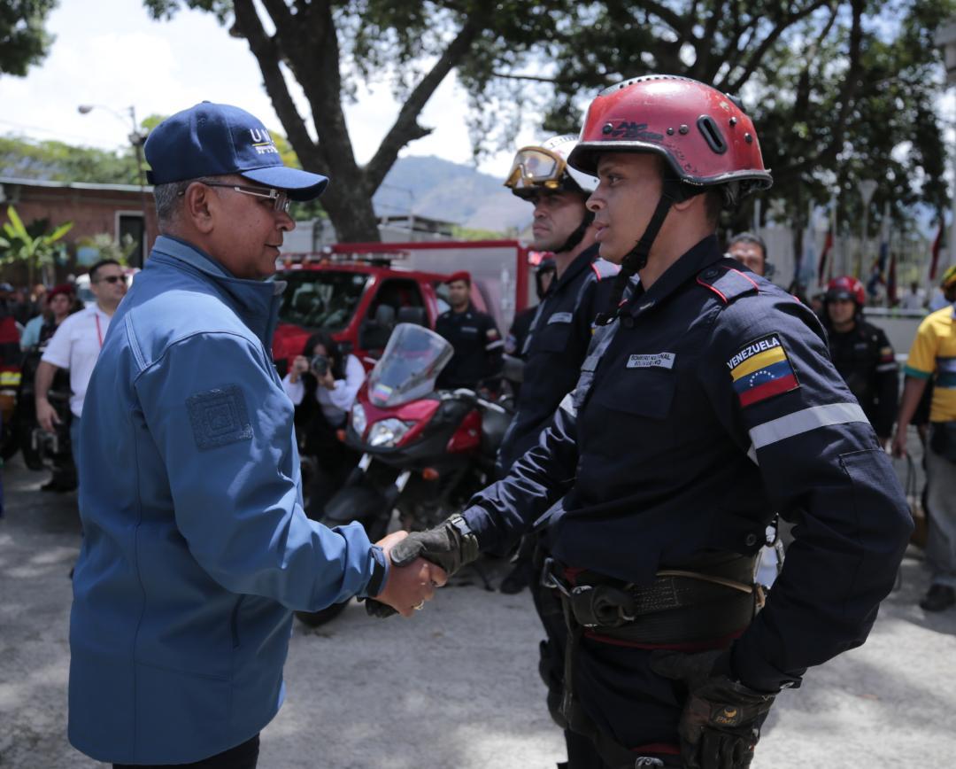 Más de 7 mil aspirantes inician primer curso de Formación de Combatientes de Incendios Forestales y Guardaparques (16)