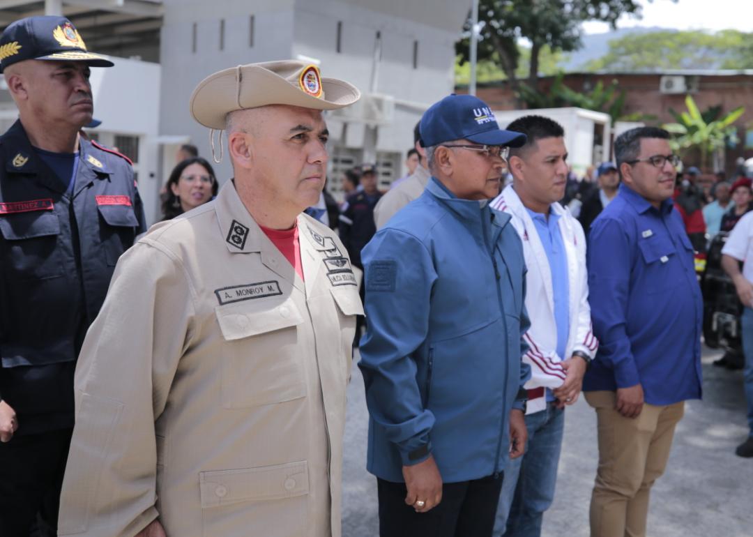 Más de 7 mil aspirantes inician primer curso de Formación de Combatientes de Incendios Forestales y Guardaparques (18)
