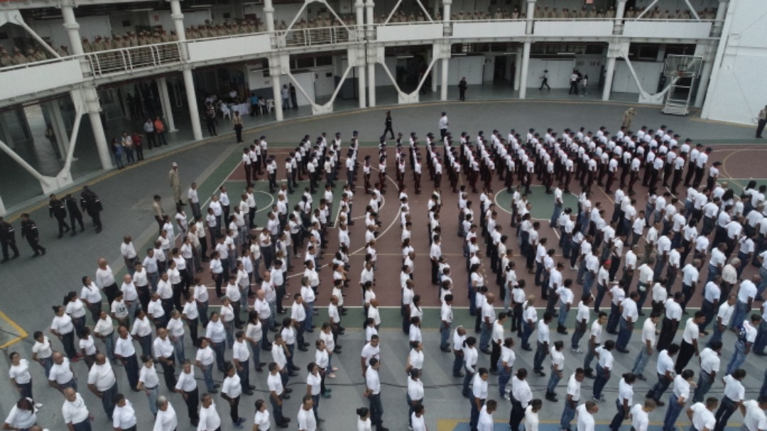 Más de 7 mil aspirantes inician primer curso de Formación de Combatientes de Incendios Forestales y Guardaparques (35)
