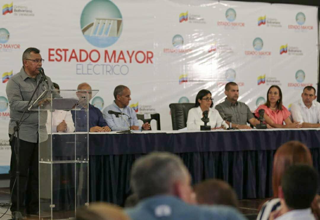 Mesas de trabajos se mantendrán en sesión permanente para reimpulsar servicios básicos en Zulia (2)