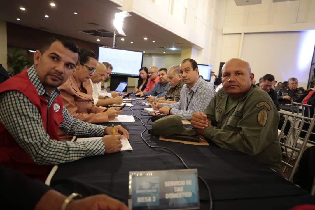 Mesas de trabajos se mantendrán en sesión permanente para reimpulsar servicios básicos en Zulia (4)