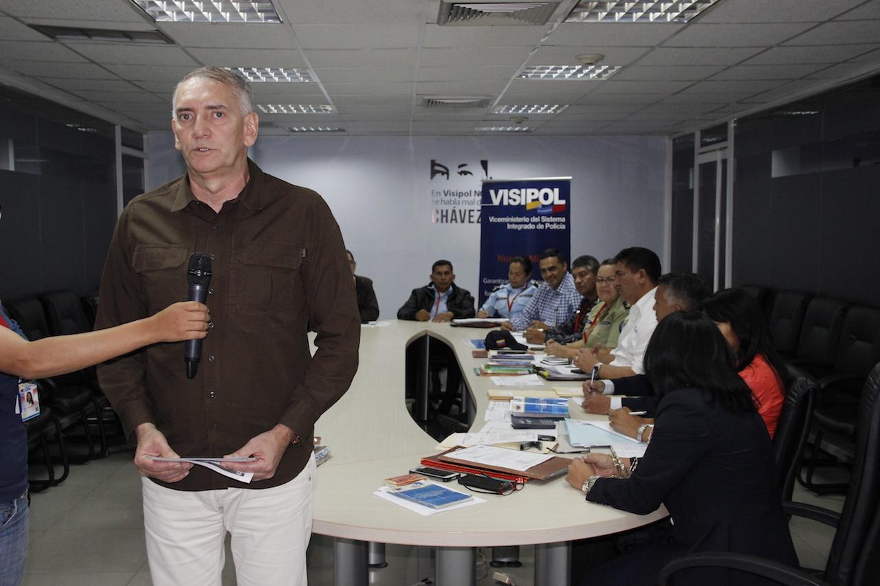 Mpprijp inicia proceso de entrevistas para ascensos al nivel estratégico de la carrera policial (12)