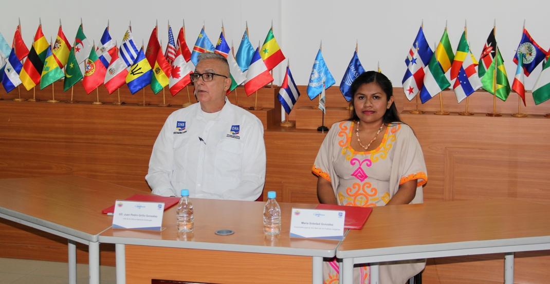 ONA y Ministerio de Pueblos Indígenas firman convenio para promover programas de prevención integral (2)