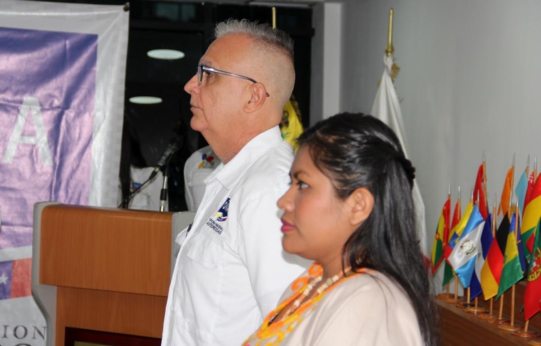 ONA y Ministerio de Pueblos Indígenas firman convenio para promover programas de prevención integral (3)
