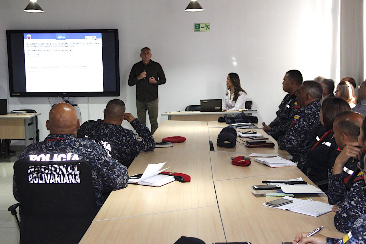 Visipol inicia Programa de Formación en Dirección Policial 1