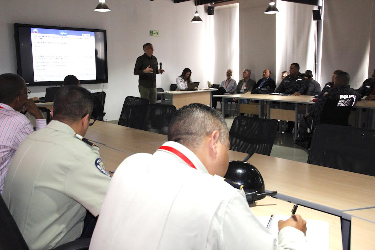 Visipol inicia Programa de Formación en Dirección Policial 4