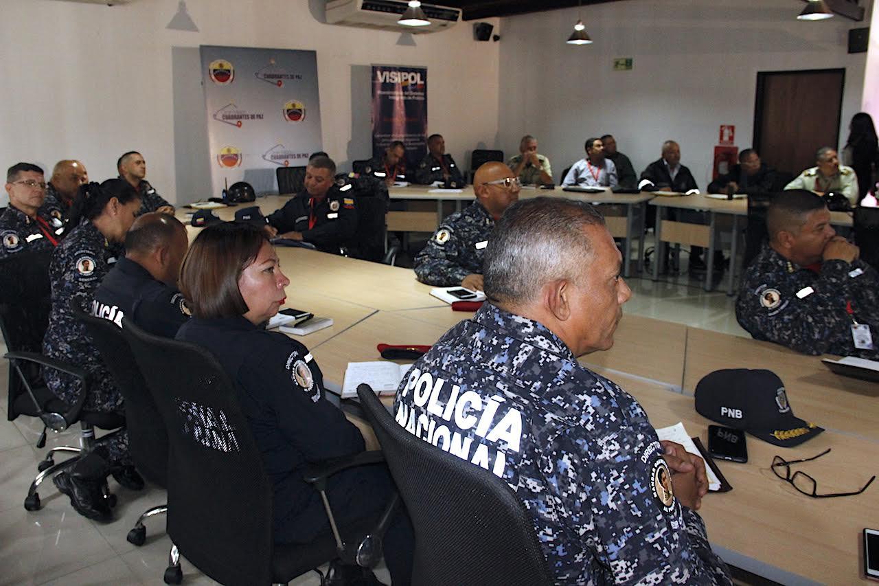 Visipol inicia Programa de Formación en Dirección Policial 5