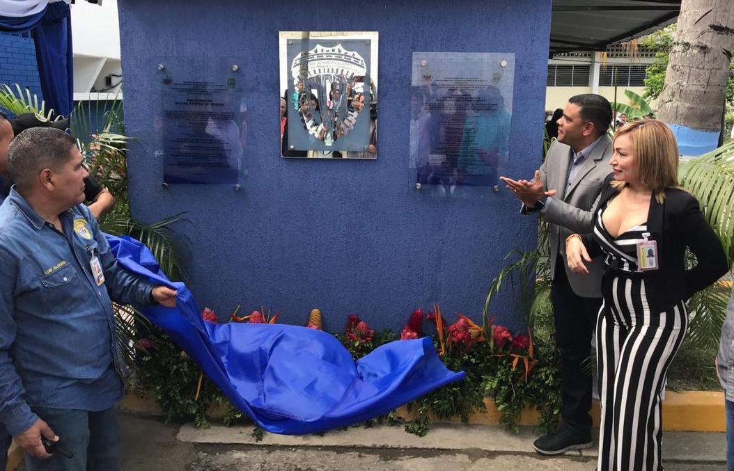 Cicpc inauguró la Oficina Central de Reseña de Yaracuy