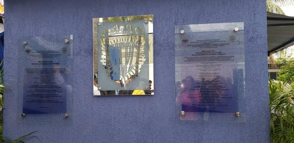 Cicpc inauguró la Sala de Reseña Única de Yaracuy (4)