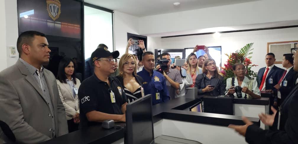 Cicpc inauguró la Sala de Reseña Única de Yaracuy (8)