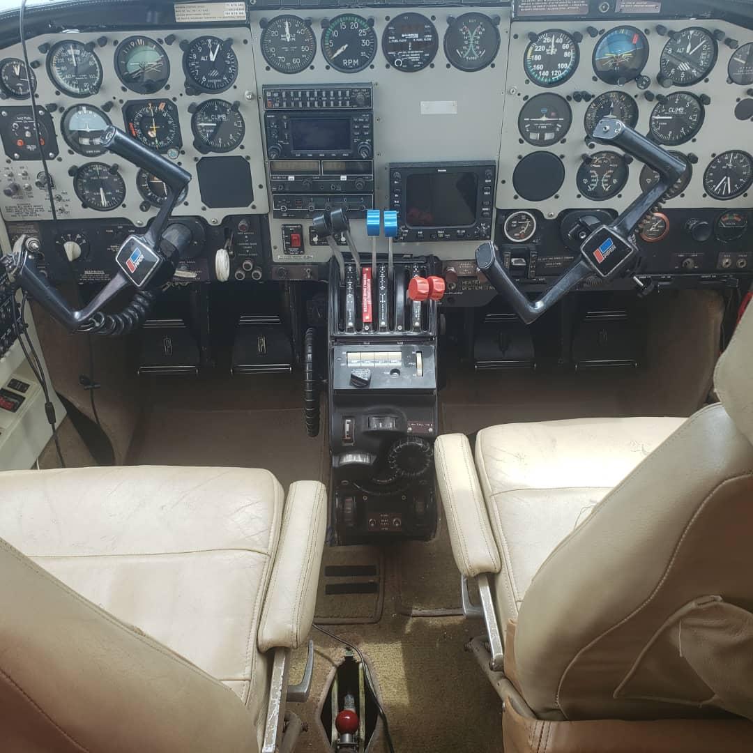Incautada aeronave estadounidense con 125 panelas de cocaína en el estado Falcón (4)