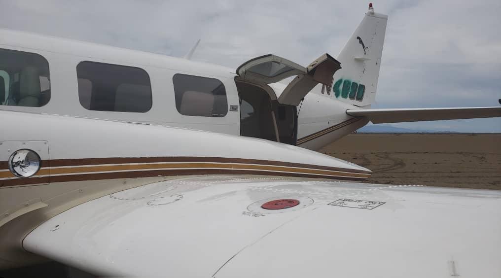 Incautada aeronave estadounidense con 125 panelas de cocaína en el estado Falcón (5)