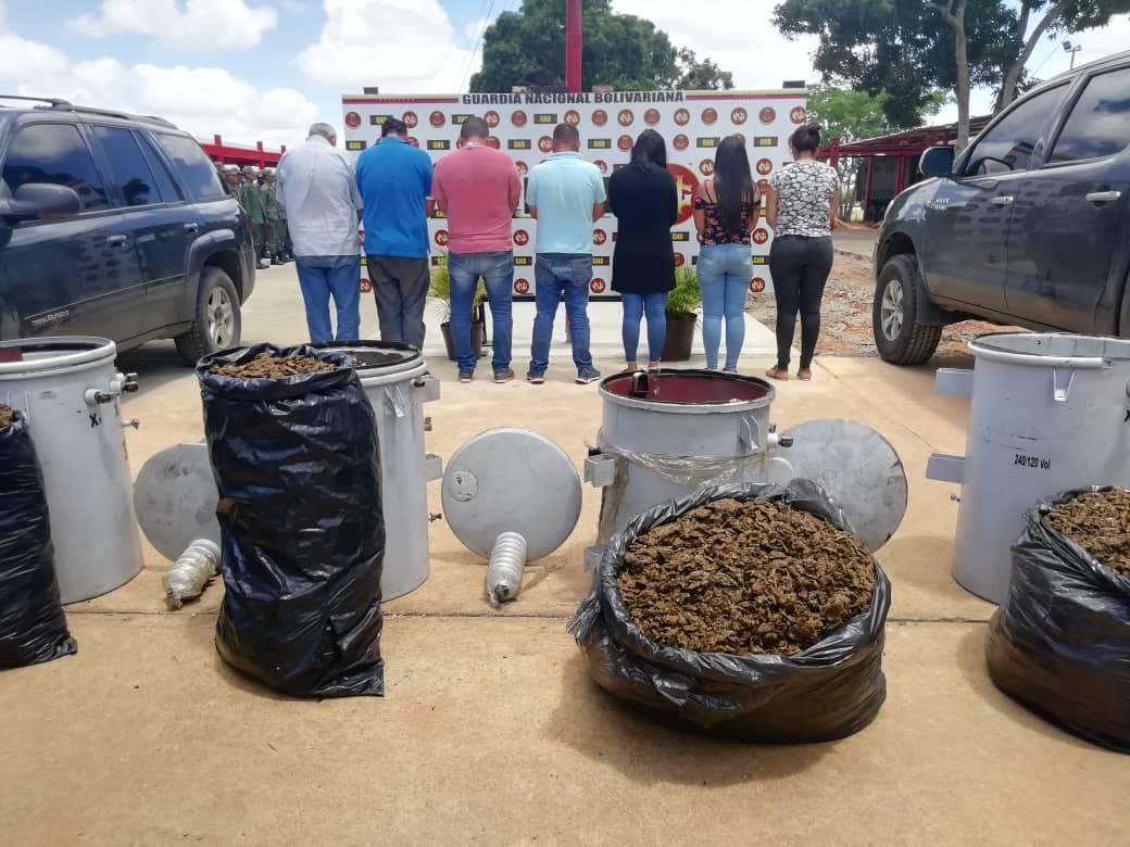 Incautados 182,77 kilogramos de marihuana ocultos en cuatro transformadores eléctricos en Anzoátegui (21)