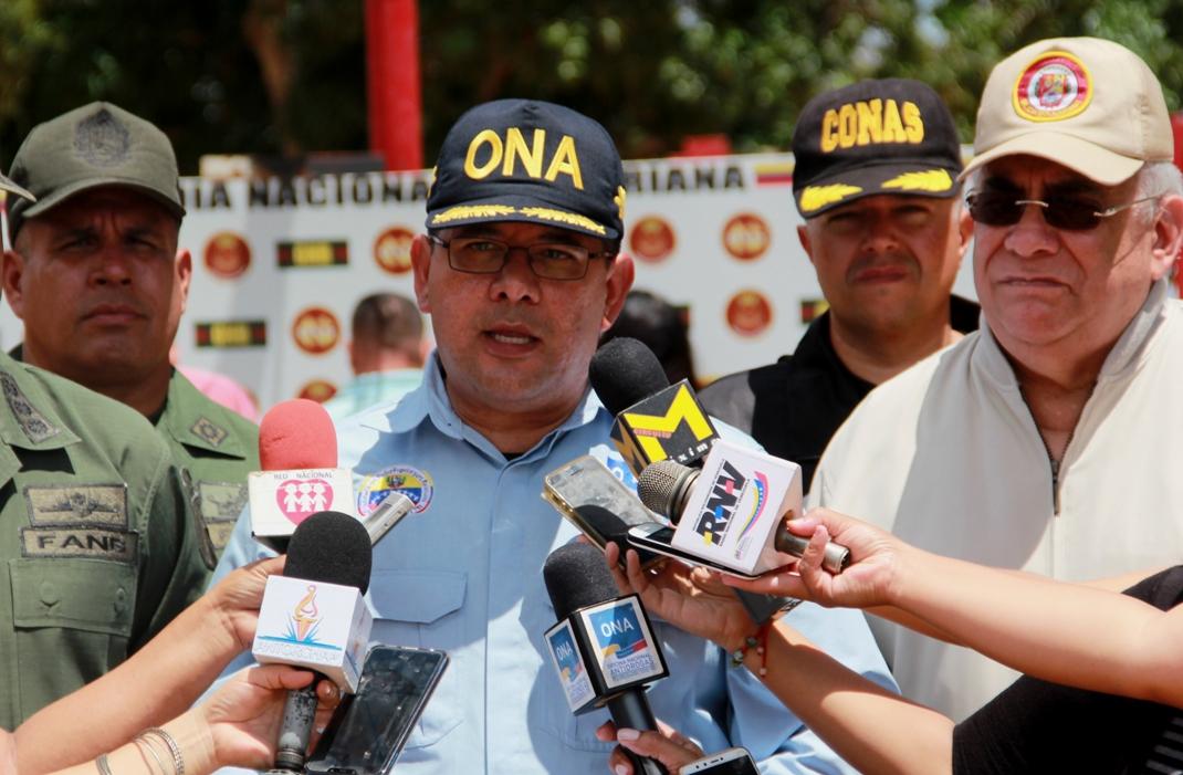 Incautados 182,77 kilogramos de marihuana ocultos en cuatro transformadores eléctricos en Anzoátegui (9)