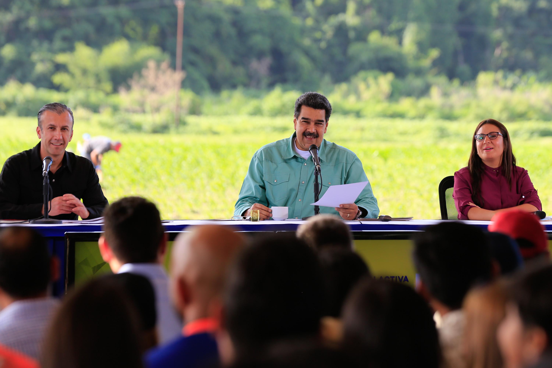 Gobierno nacional impulsa el Plan de Siembra 2019 en ocho estados del país