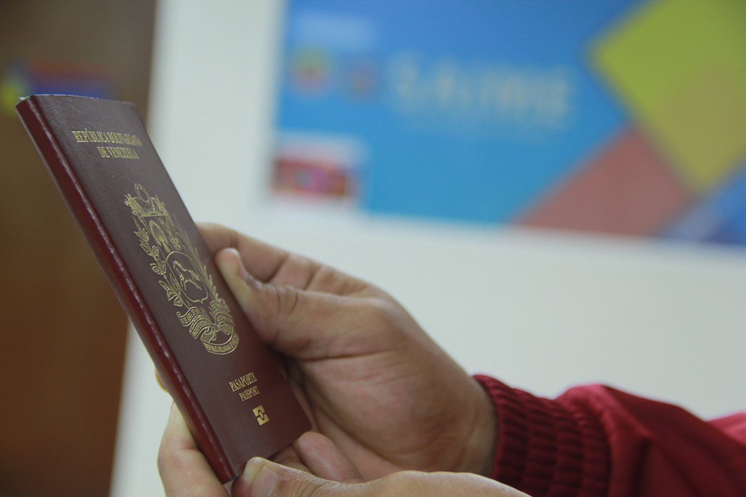 Saime estrena plataforma para ratificación de trámite de pasaportes